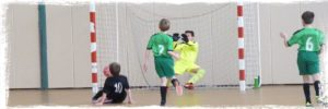 les U 11 en Futsal à Horbourg …